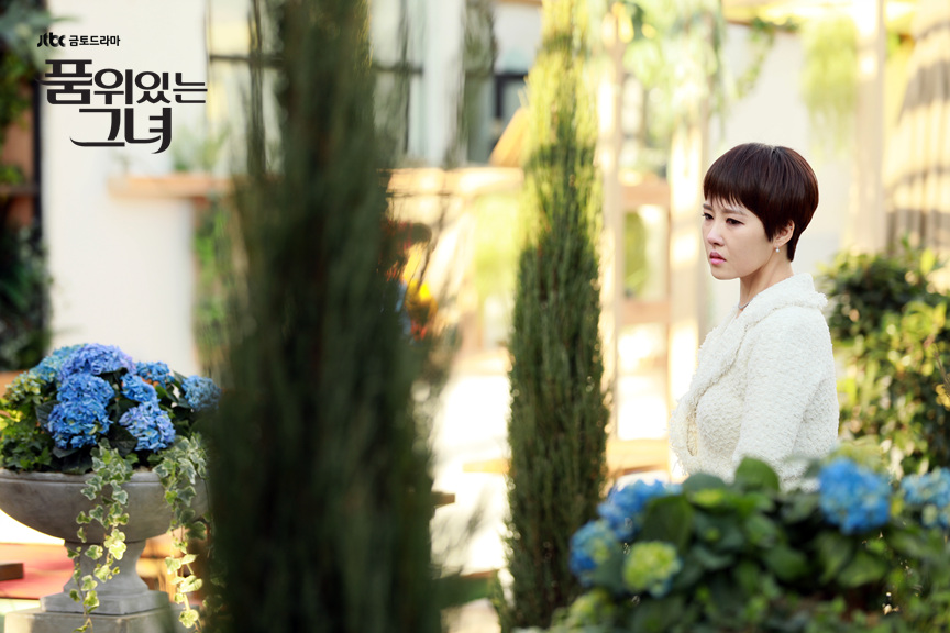 JTBC worldwide : The Lady in Dignity