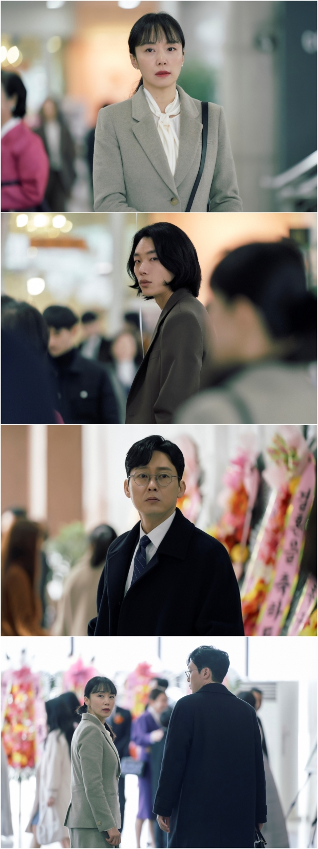 'Disqualification' Jeon Do-yeon X Ryu Jun-yeol, immediate eye contact!  With Byung-eun Park in one place?